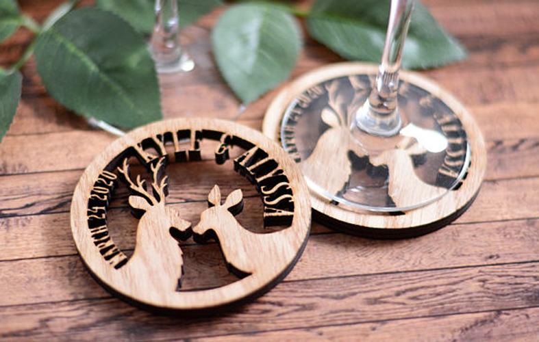 Figuritas de madera