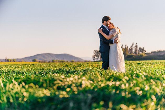 Matrimonio Rustico Santiago : 4 locaciones para matrimonios en primavera cerca de santiago boda