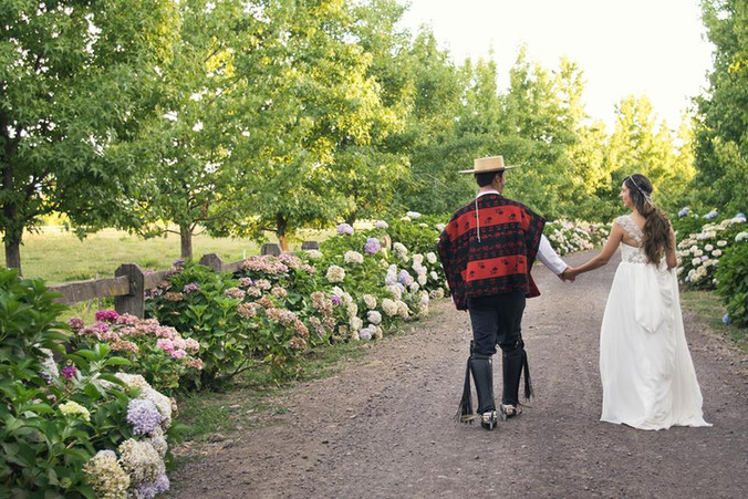 Matrimonio en Fechas Patrias