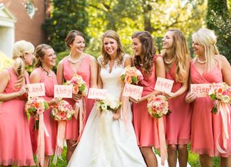 Living Coral: Color Pantone para Matrimonios 2019