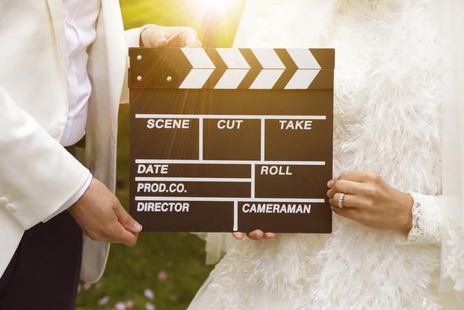 Matrimonios inspirados en el Cine
