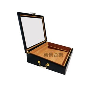 雪茄菸斗收納展示盒內裝