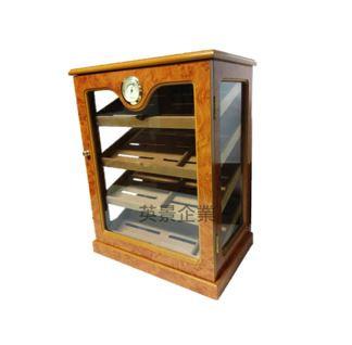 雪茄菸斗收納展示櫃