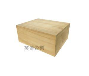 上掀摺疊木盒