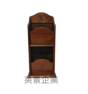 雙層收納展示櫃