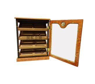 雪茄菸斗收納展示櫃內裝