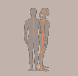 Christine Bonet Otéopathe sur Besançon soulage vos problèmes posturaux, posture au tarvil, ergonomie
