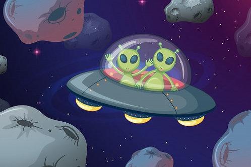 Alien Invasion - Monday 5th