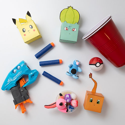 Gotta catch em all...Pokemon!