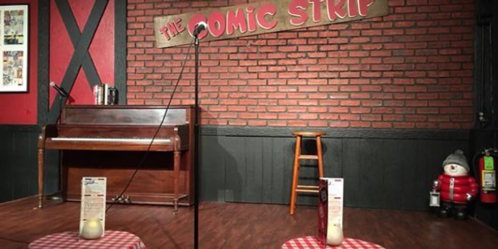 Rick Allen at The Comic Strip
