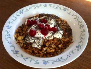 Toasted Muesli Recipe