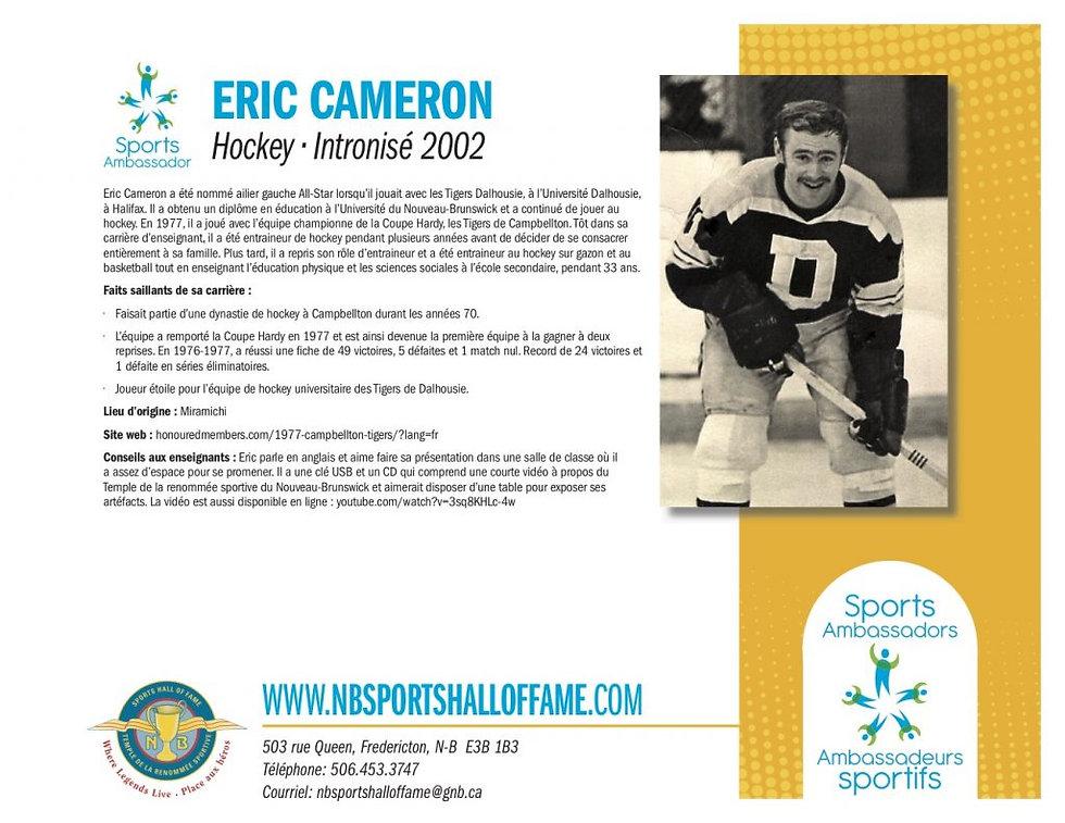 Eric Cameron fr