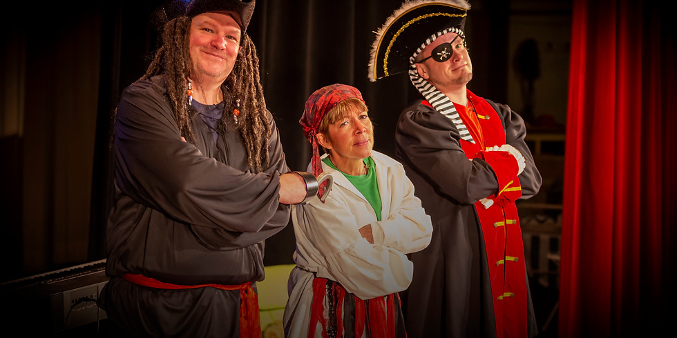 Rob Matthews, Tammy Morris & Stephen MacEachern