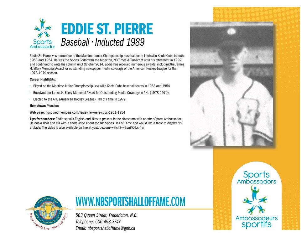 Eddie St. Pierre fr