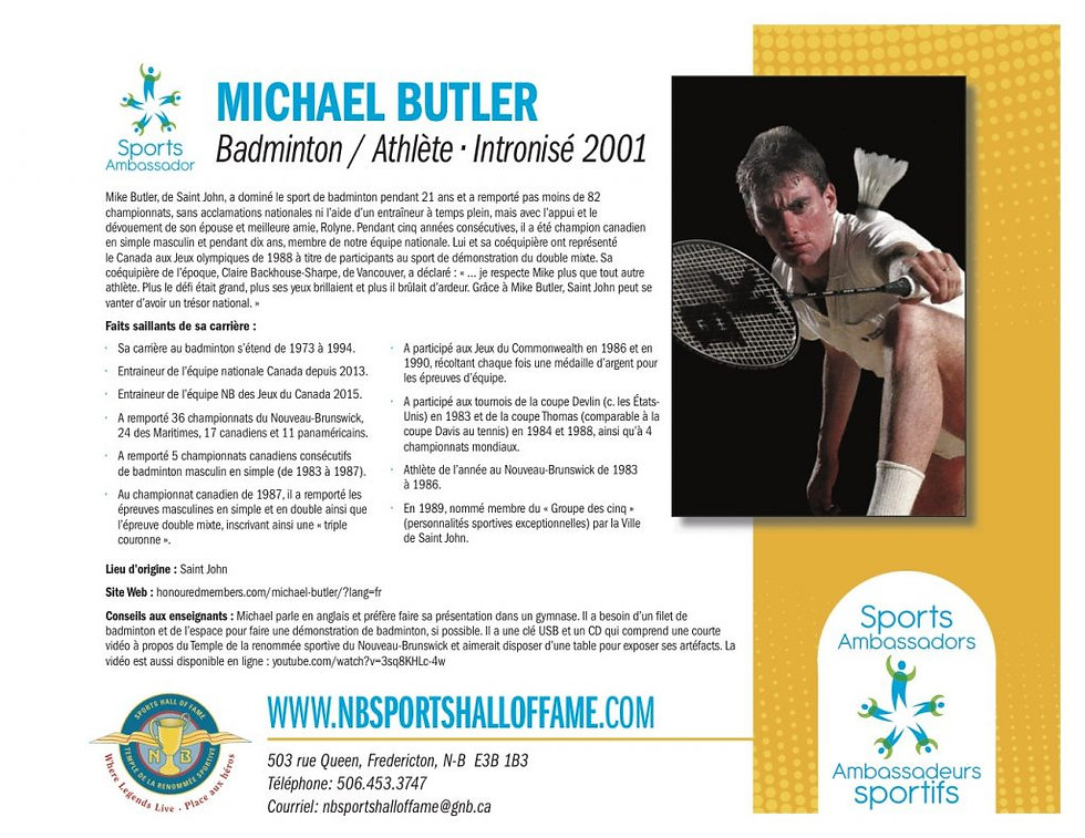 Mike Bulter fr