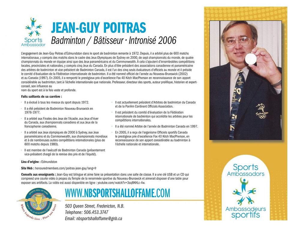 Jean-Guy Poitras fr