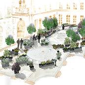 Biodiversité à Paris dans le cadre prestigieux de la place Vendôme