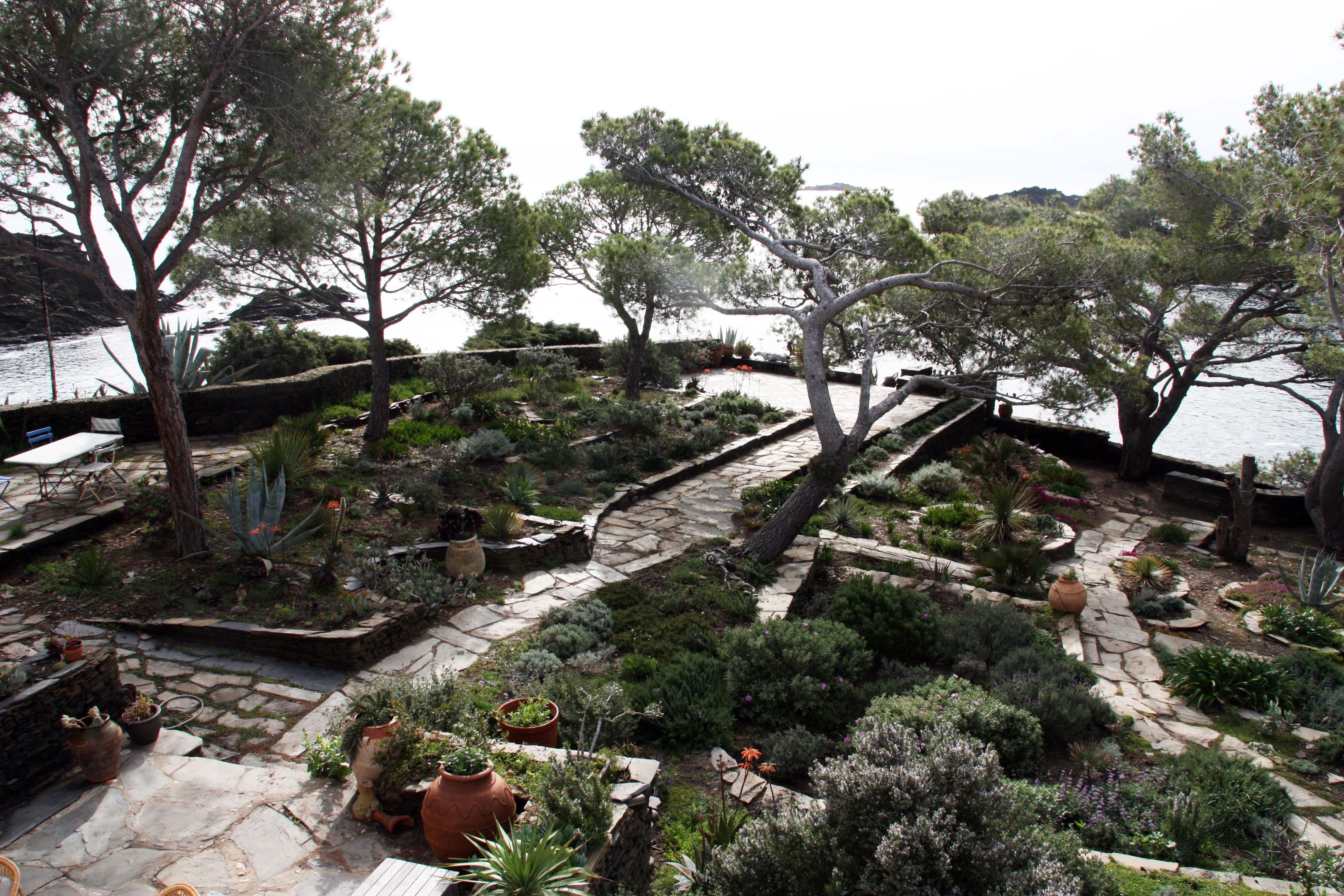 de la terrasse