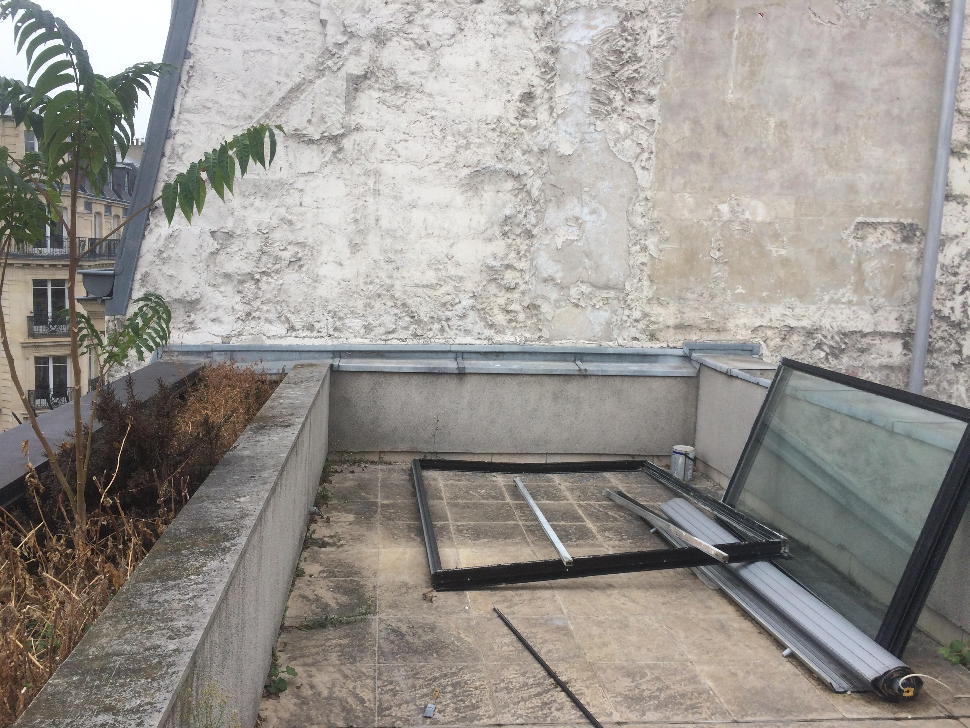 terrasse haute avant