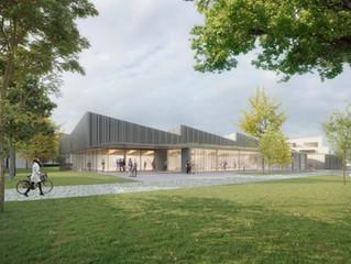 Collège Bepos 700 et Gymnase - Cergy - Gaétan Le Penhuel Architectes et Associés