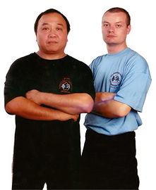 Wing Chun  Sifu Fong & Sifu Vernon