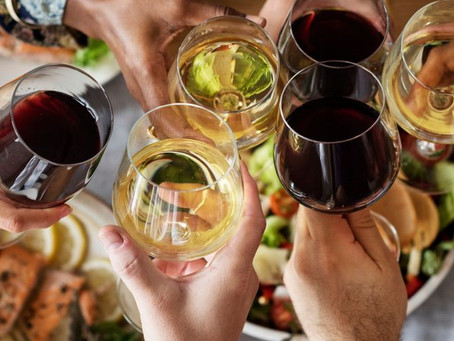 Thanksgiving wines that are not Beaujolais