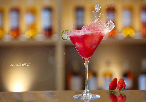 Cocktails au Cognac VSOP, pour la maison MARTELL