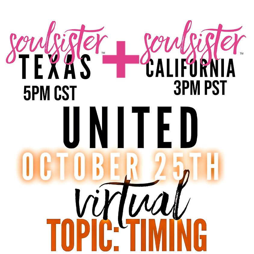 SoulSister United - Texas + California