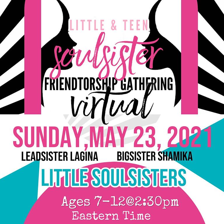 Little SoulSister Friendtorship Gathering (NEW)