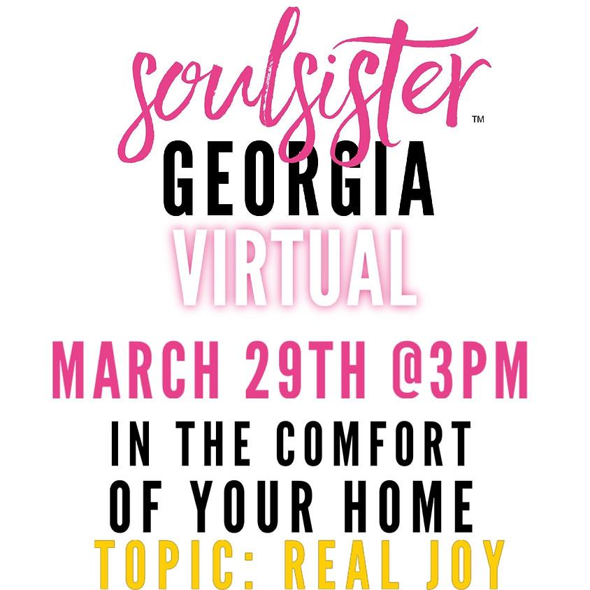 SoulSister Georgia Virtual Gathering