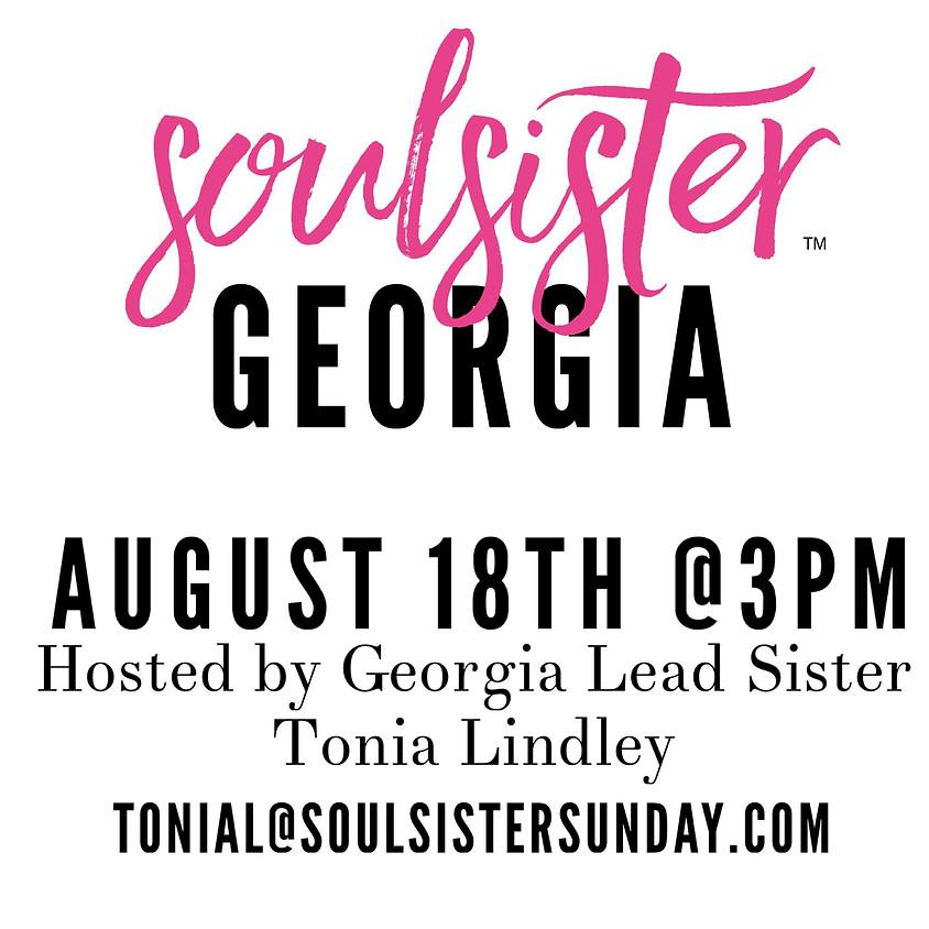 SoulSister Sunday Georgia