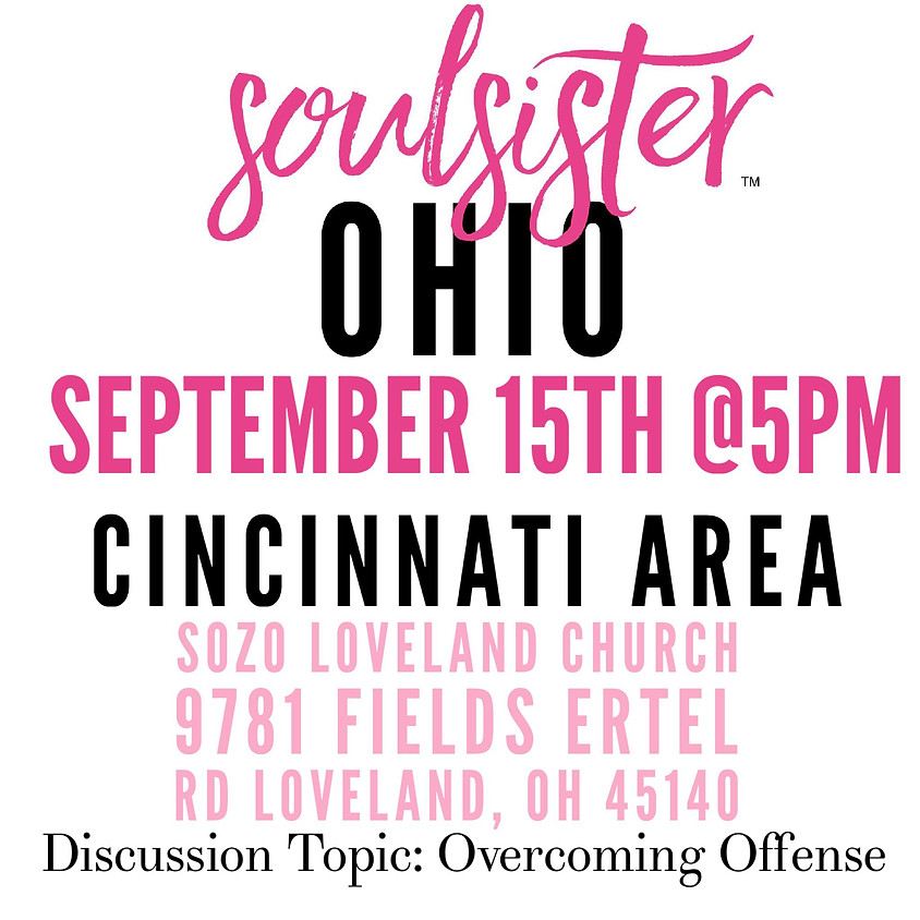 SoulSister Sunday Ohio