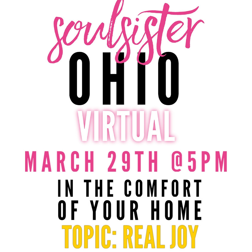 SoulSister Ohio Virtual Gatherings