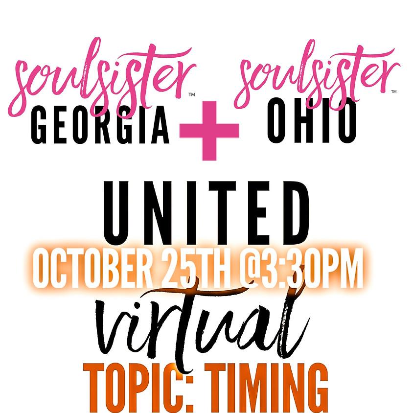 SoulSister United - Georgia + Ohio