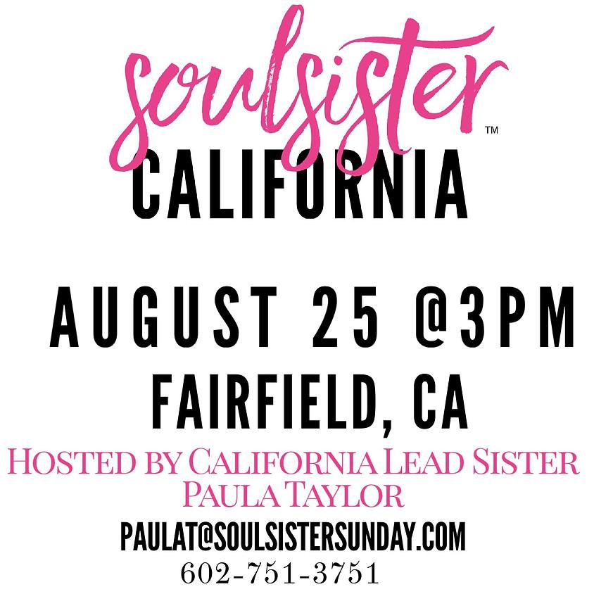 SoulSister Sunday California