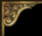 Schnörkel, ornament, ecke, rahmen, details, barock, gold, schnecke, blatt, perlen, antik
