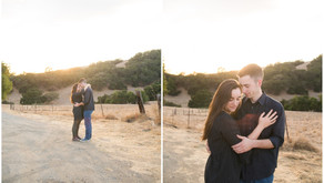 Gilroy Engagement Session: Harvey Bear Trail