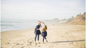 Sand Dollar Beach Watsonville - Family Photography