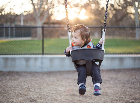 3 Tips to Taking Photos with Toddlers