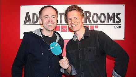 Fra escape room i Oslo på NRK Nitimen