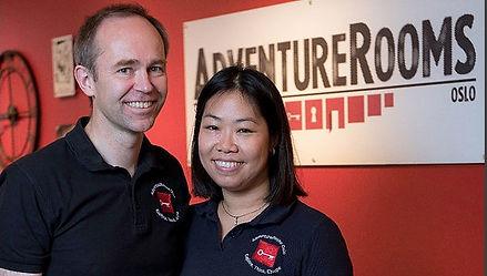 AdventureRooms Oslo, et escape room i Oslo, er månedens attraksjon i Scan Magazine.