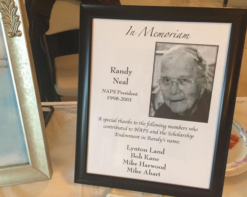 Randy Neal Memoriam