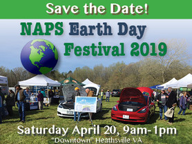 Celebrate at the NAPS 5th Annual Earth Day Festival, Sat. April 20