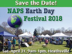 Save the Date: Earth Day Festival, Apr. 21, Heathsville