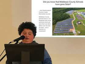 """Citizens Learn About """"Solar in Northumberland"""" at NAPS Symposium and Annual Meeting"""