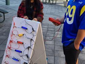 Northumberland High School Students Build Solar Labs