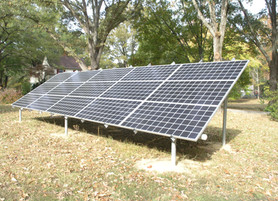 Solar Power in the Northern Neck