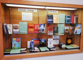 Northumberland Library Vestibule Display