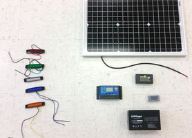 NAPS Supports STEM at NHS By Helping Fund Solar Energy Labs