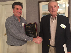 Jack Moore Honored with 2018 Distinguished Citizen Award at NAPS Fall Social